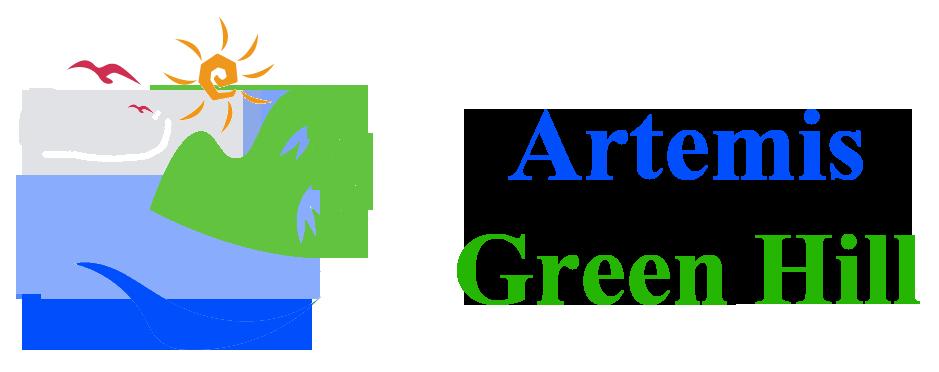Artemis Green Hill Logo